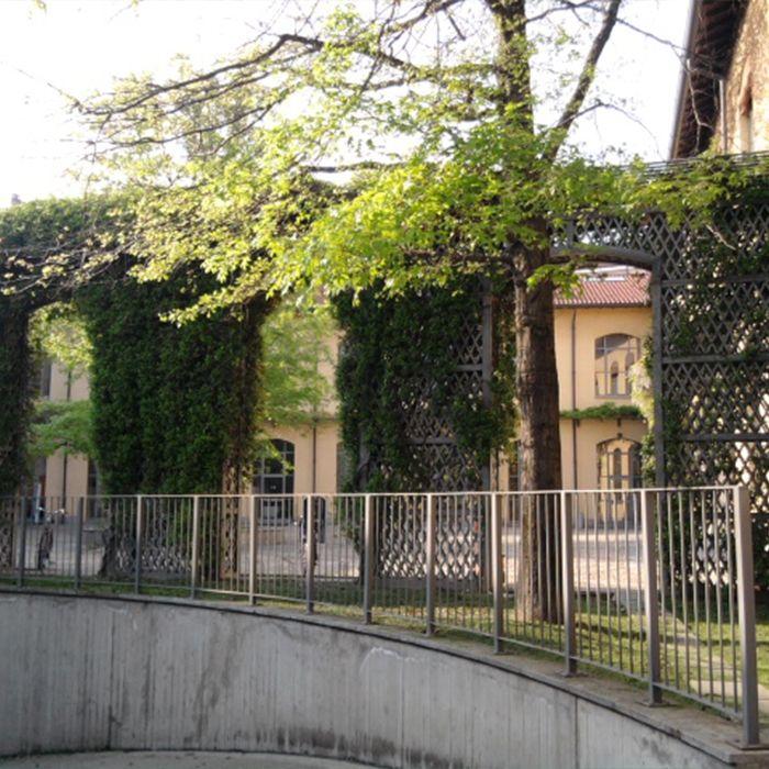 Progettazione aree verdi a Milano