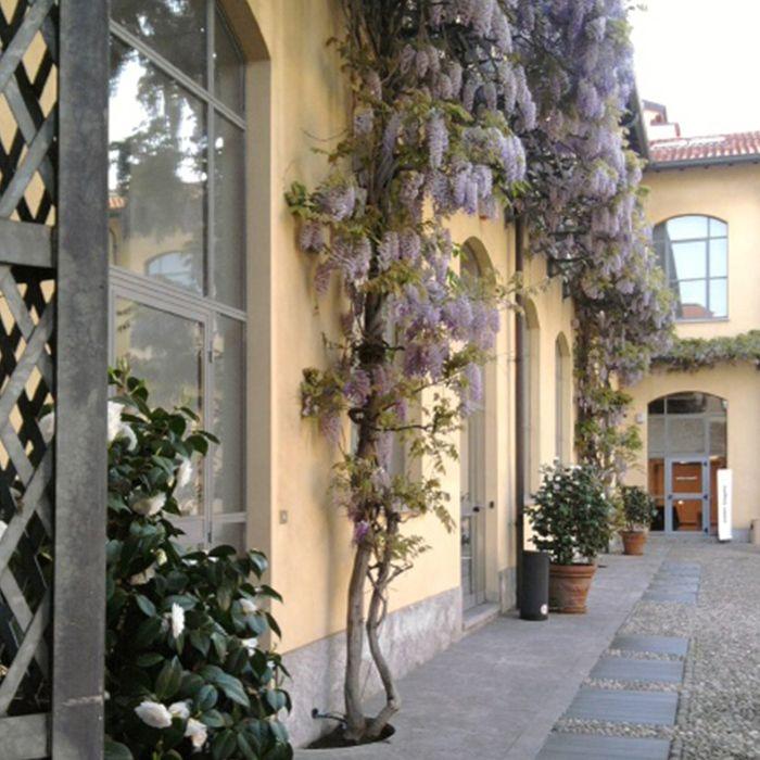 Giardini condominiali a Milano