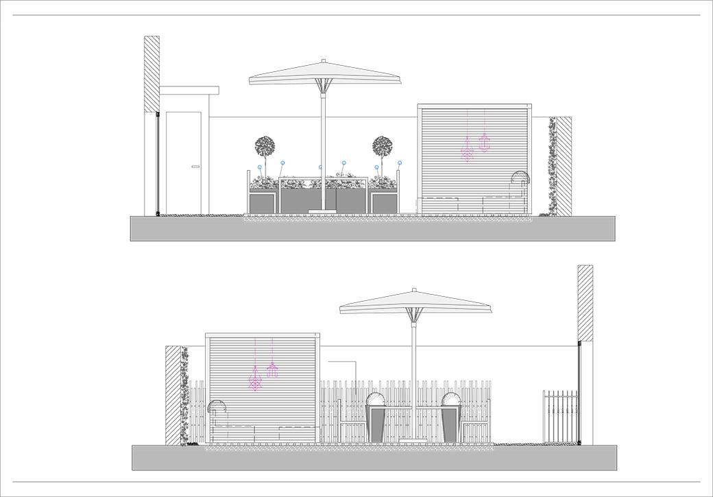 Realizzazione terrazzi a Milano