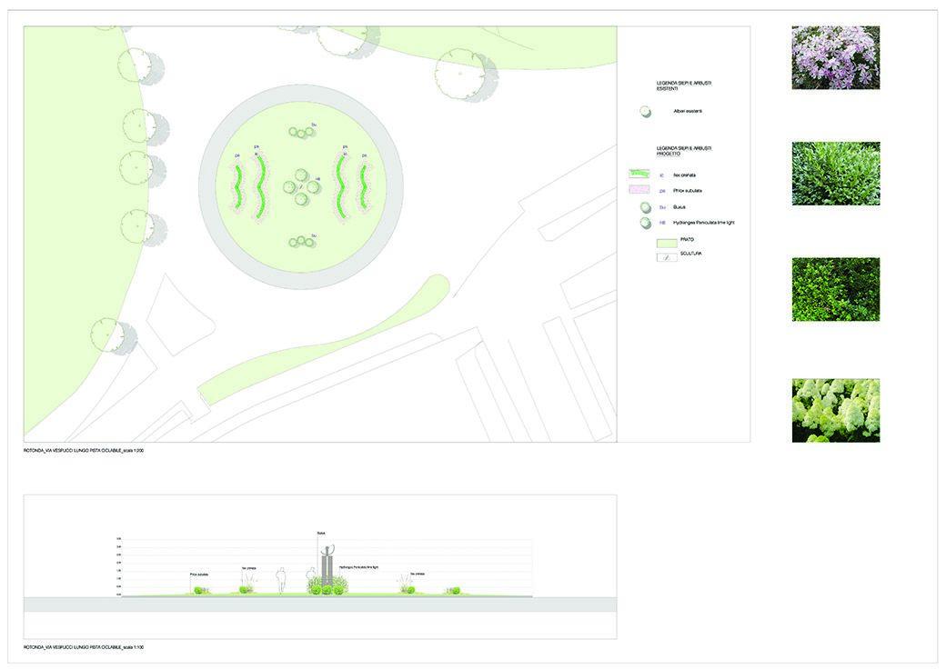 Realizzazione giardini pubblici Milano
