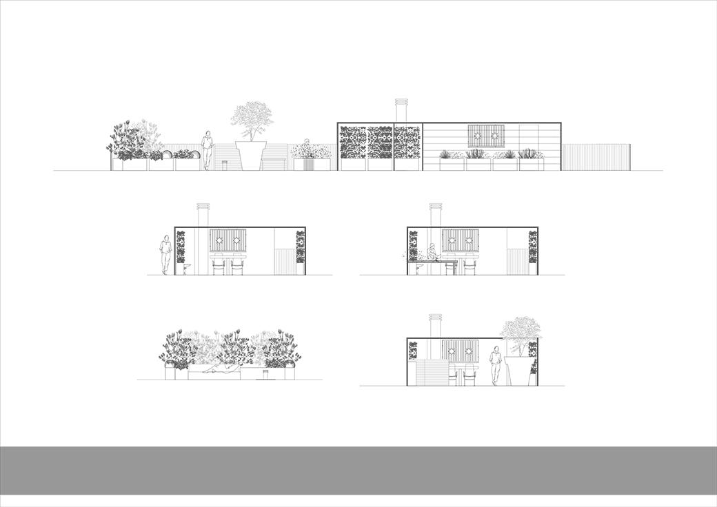 Progettazione terrazzi privati a Milano